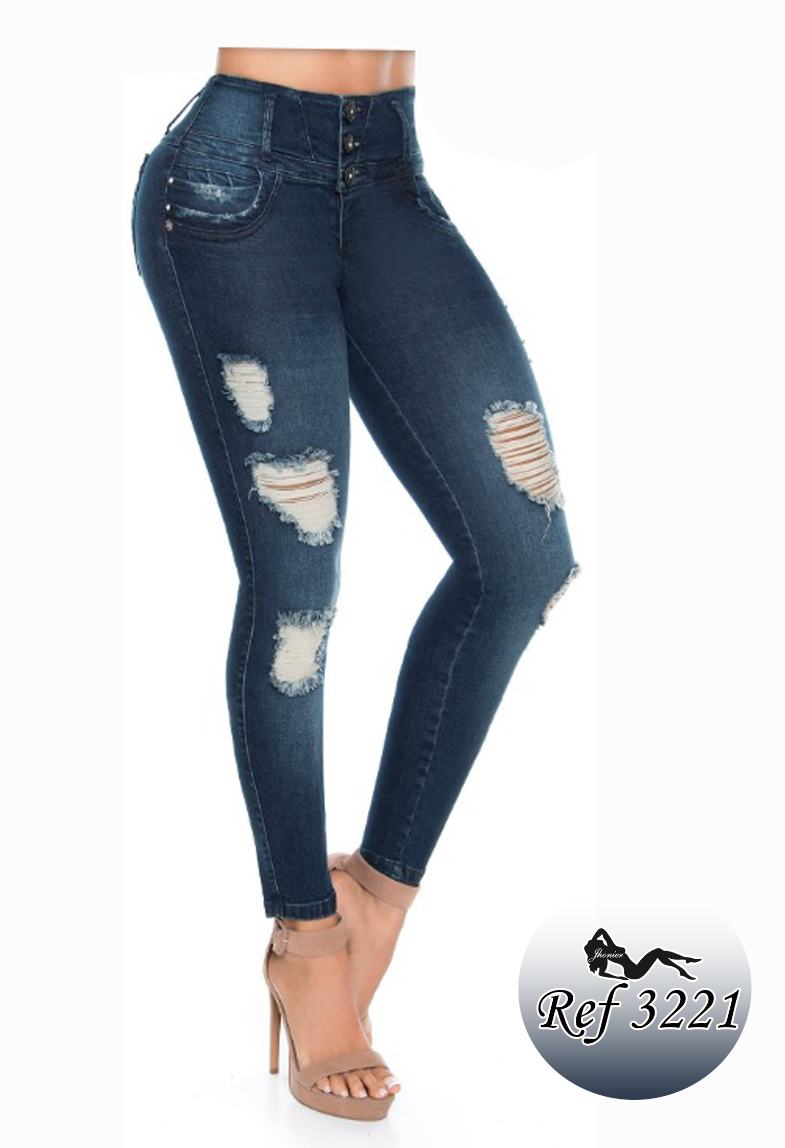 Jeans Colombiano 3221