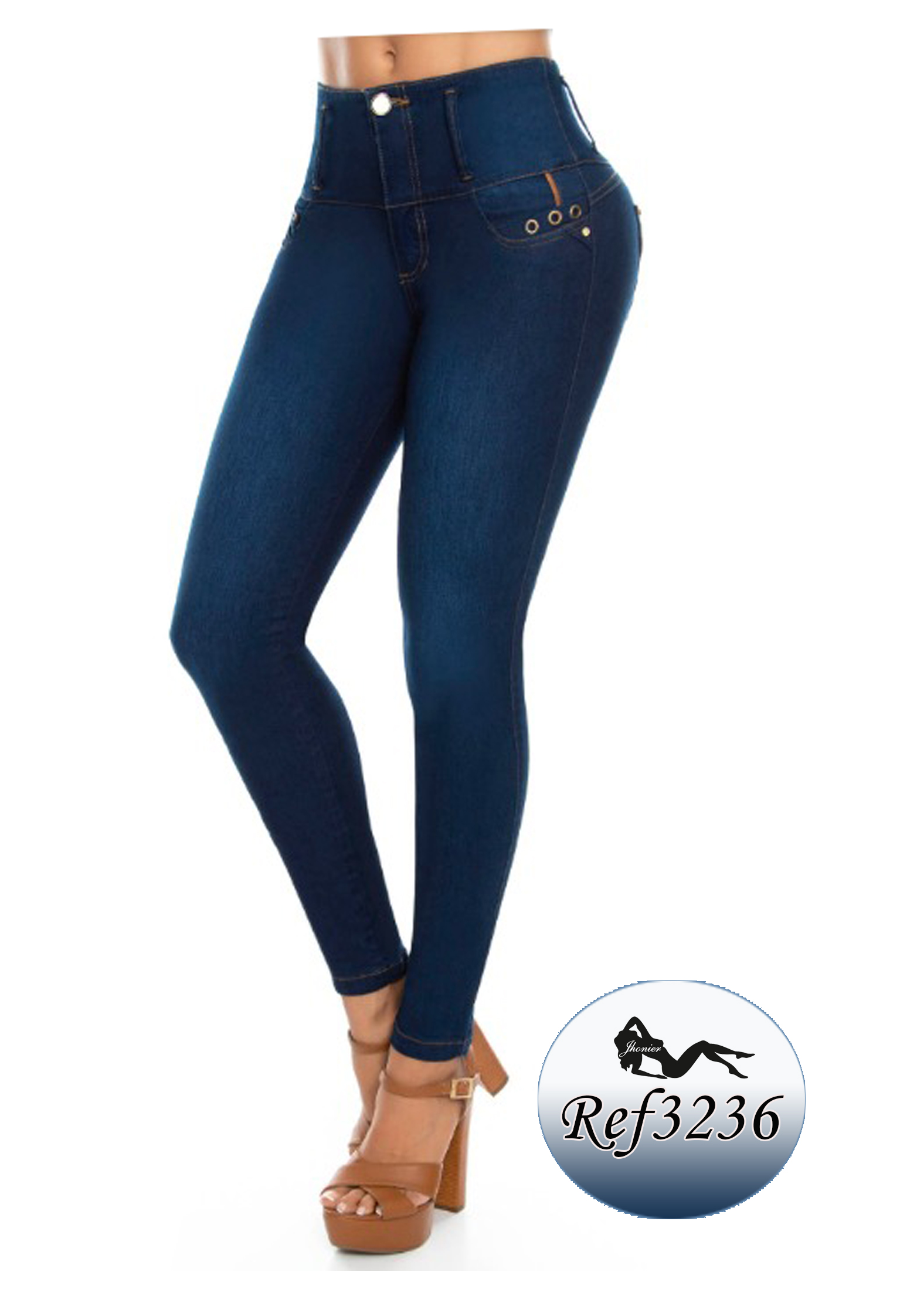 Jeans Colombiano 3236
