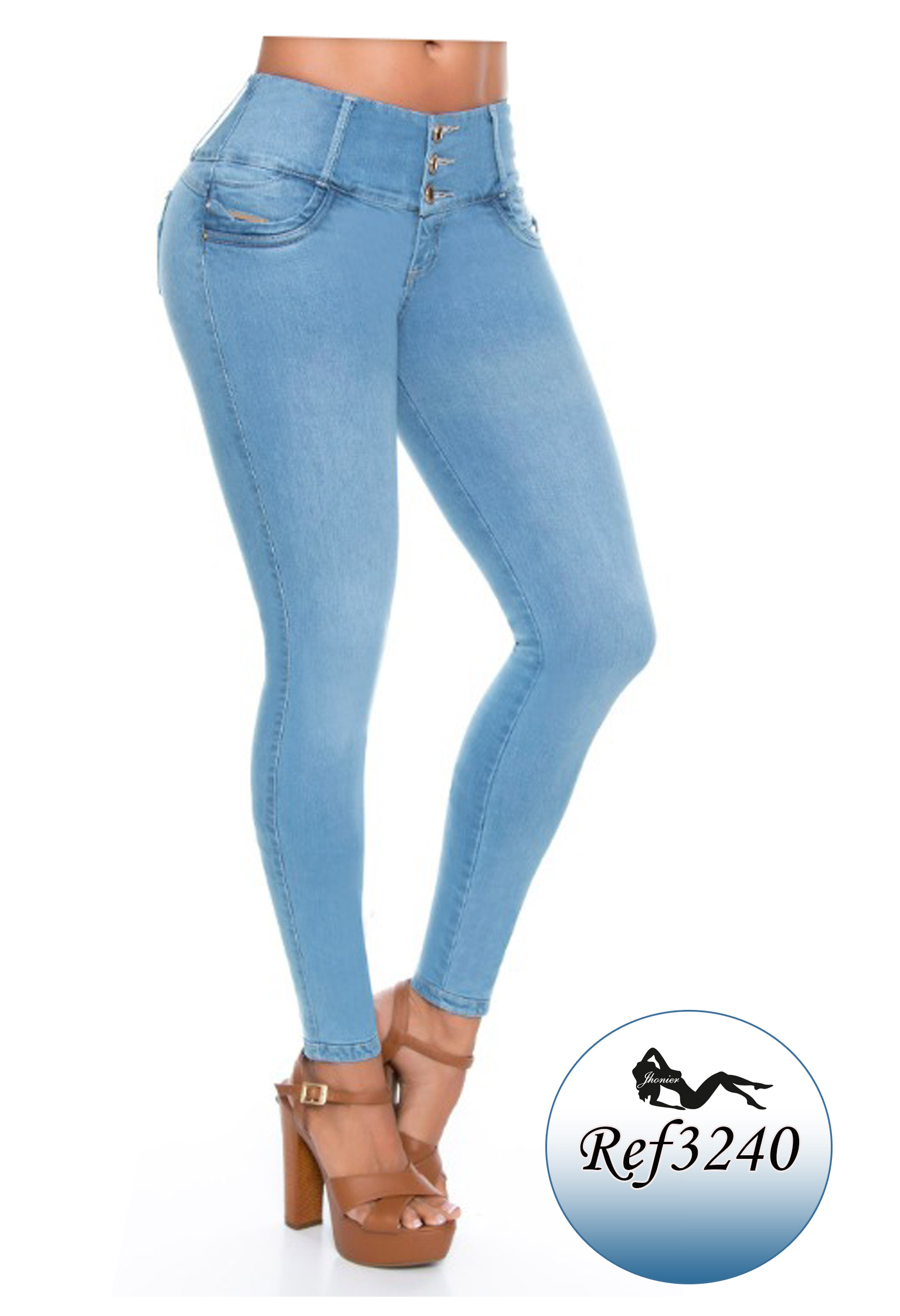 Jeans Colombiano 3240