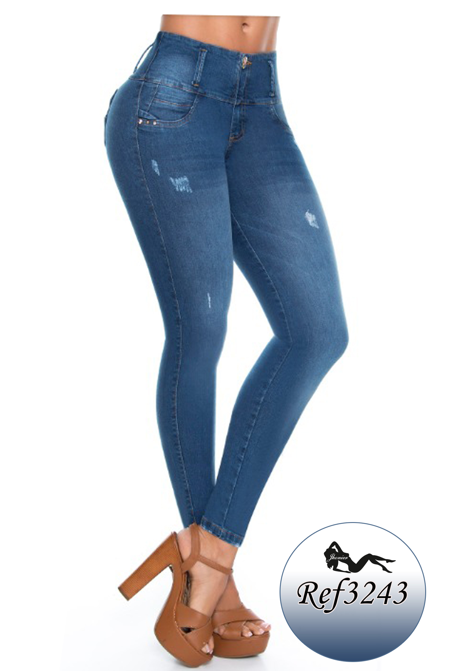 Jeans Colombiano 3243