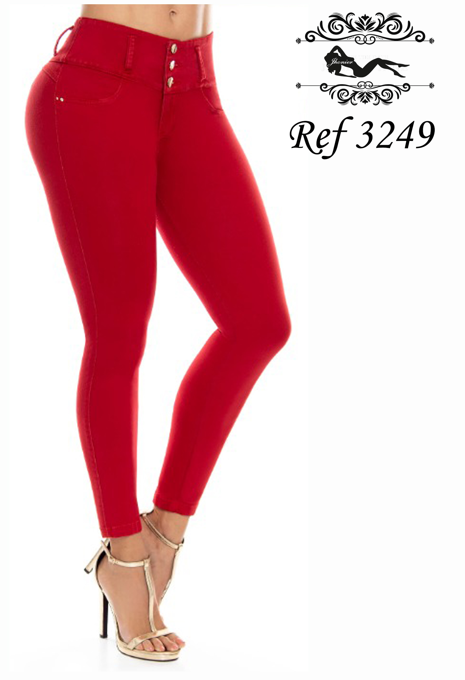 Jeans Colombiano 3249