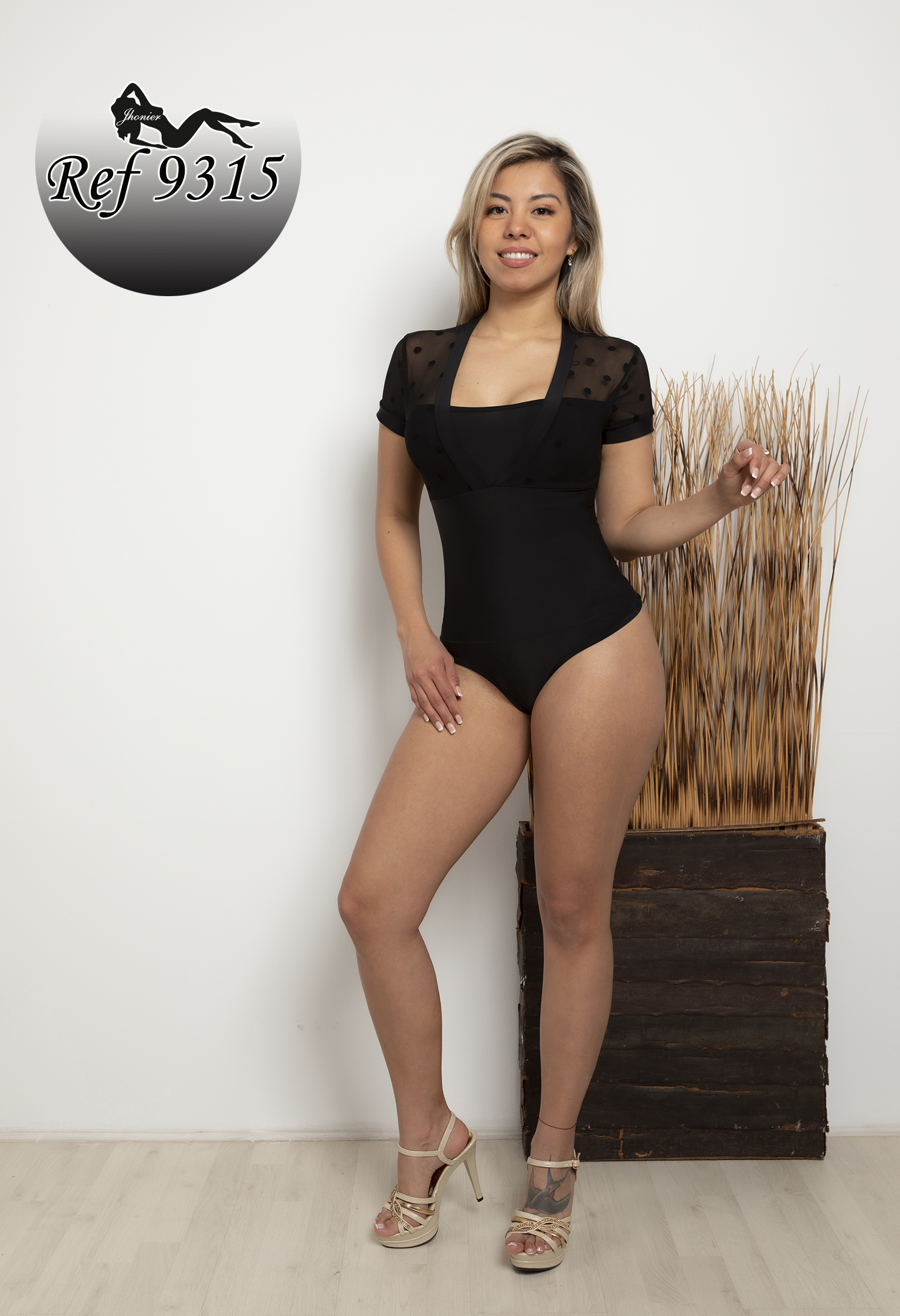 Body Reductor Colombiano 9315