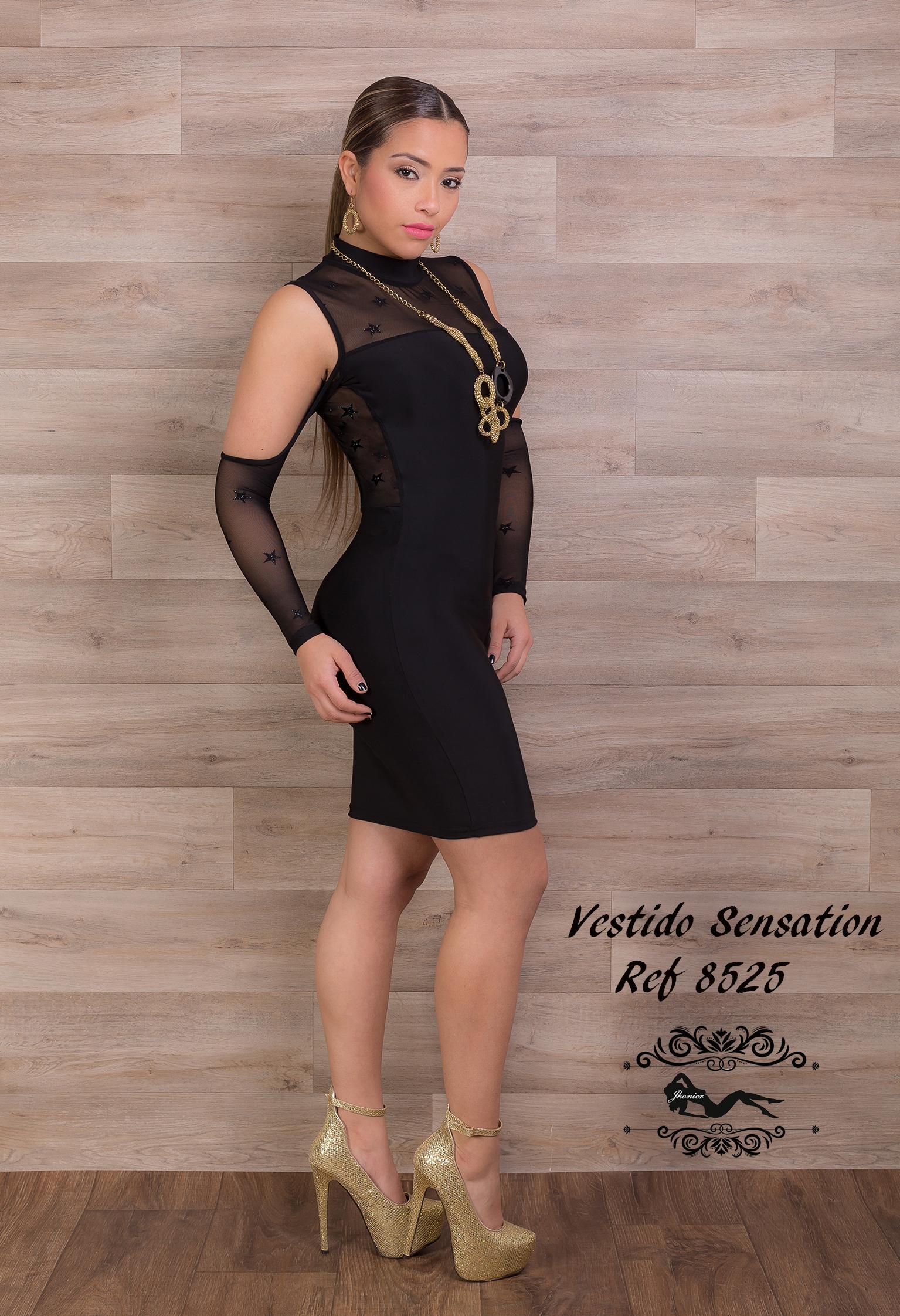 Vestido Colombiano 8525