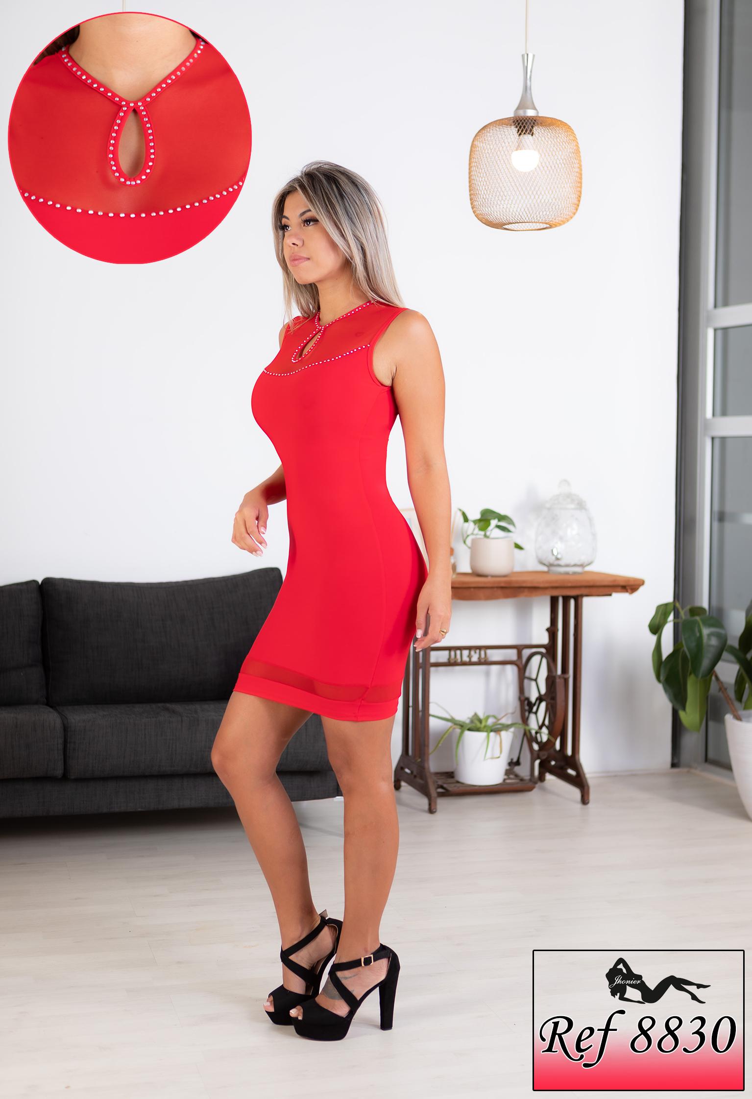 Vestido Colombiano 8830